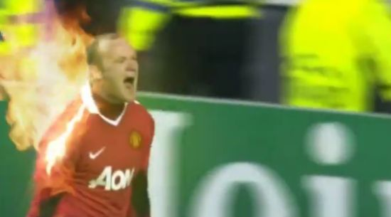 Awesome Soccer Moments Mixed With Hollywood Tricks