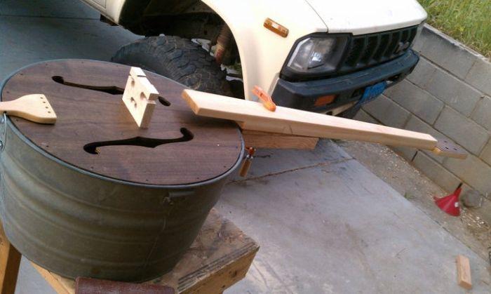 Washtub Bass (6 pics)