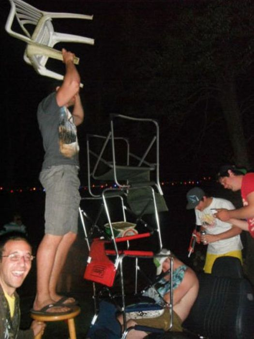 Funny Drunk People (33 pics)