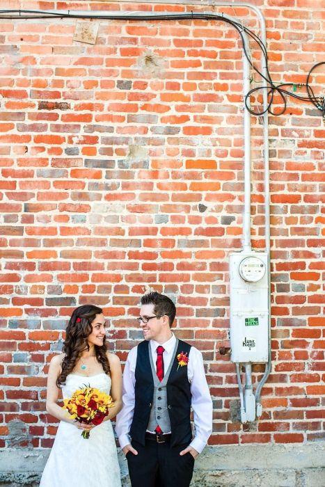 Matt and Asia's Minecraft Wedding (63 pics)