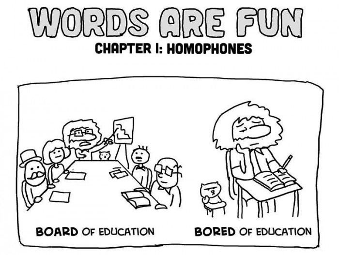 Words Are Fun (1 pic)