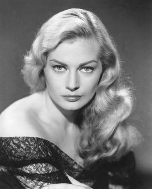 Anita Ekberg Then and Now (5 pics)