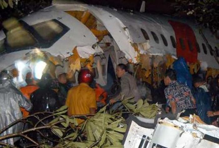 Accidentes de Aviones