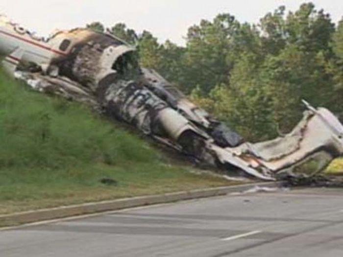 SorprendenteFotos de Accidentes de aviones