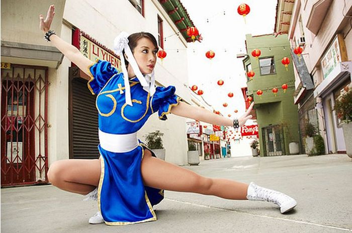 Street Fighter Cosplay Girls (20 pics)