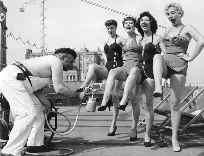 How Holidays Have Changed in 60 years (20 pics)