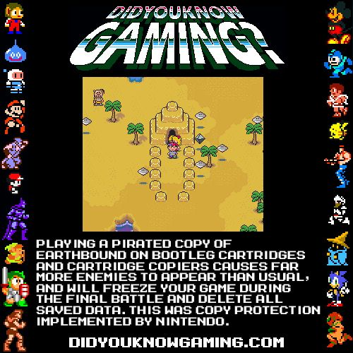Very Interesting Gaming Facts (20 pics)