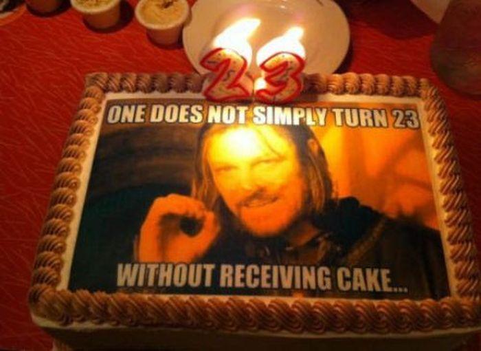 Internet Meme Cakes (23 pics)
