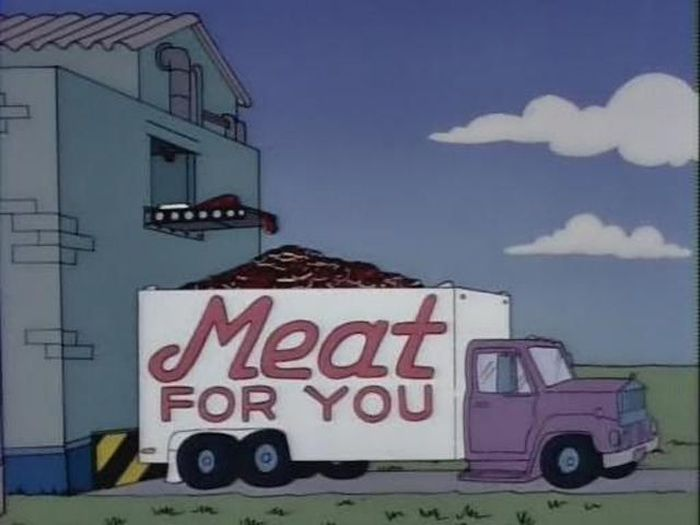 Funny Vehicles From the Simpsons (27 pics)