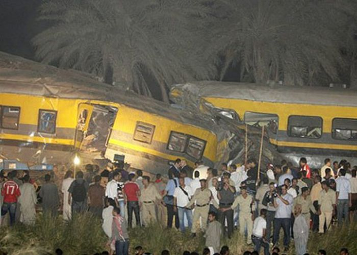 Train Wrecks and Crashes (40 pics)