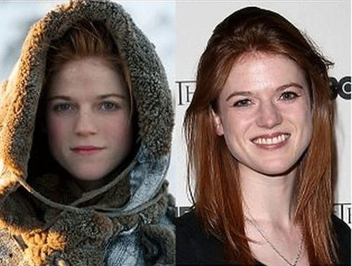 Game of Thrones Cast in the Real Life (14 pics)