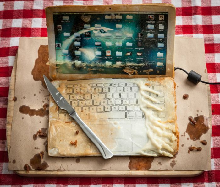 Deep Fried Gadgets (8 pics)