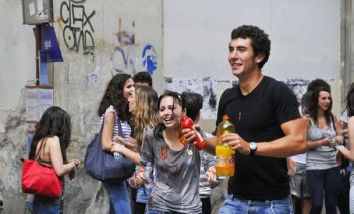 The Last Day of School in Italy (45 pics)