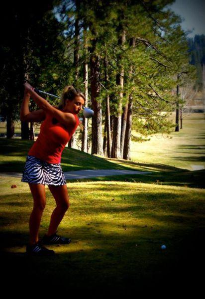 Golf Bombshell Meghan Hardin (25 pics)