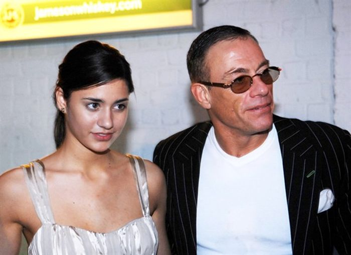 Jean Claude Van Dammes Daughter, Bianca Bree (6 pics)
