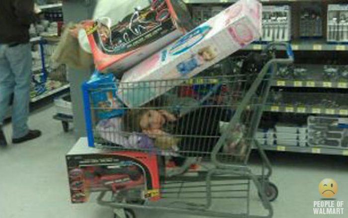 People of WalMart. Part 16 (54 pics)