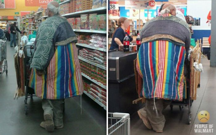 People of WalMart. Part 16 (54 pics)