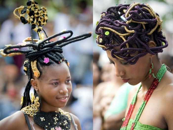 Afro Hairstyles (25 pics)