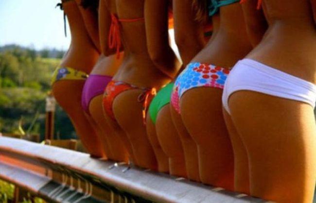 Beach Girls (60 pics)