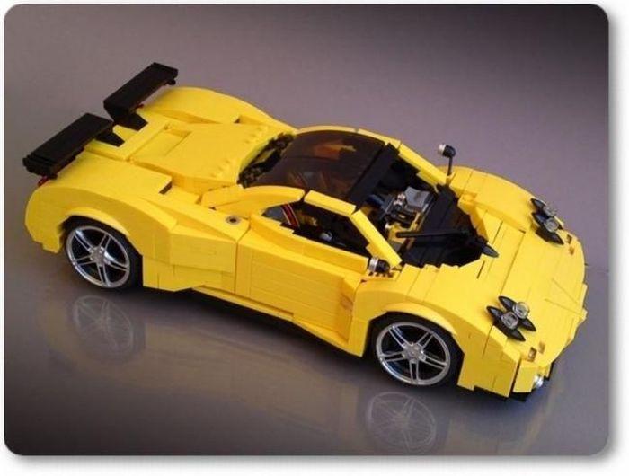 LEGO Cars (37 pics)