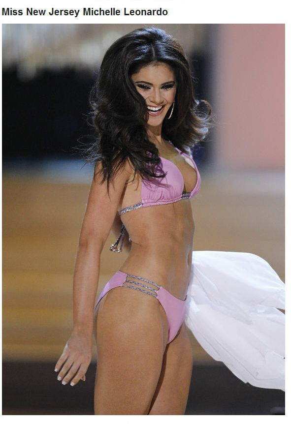 2012 Miss USA Swimwear Competition (17 pics)