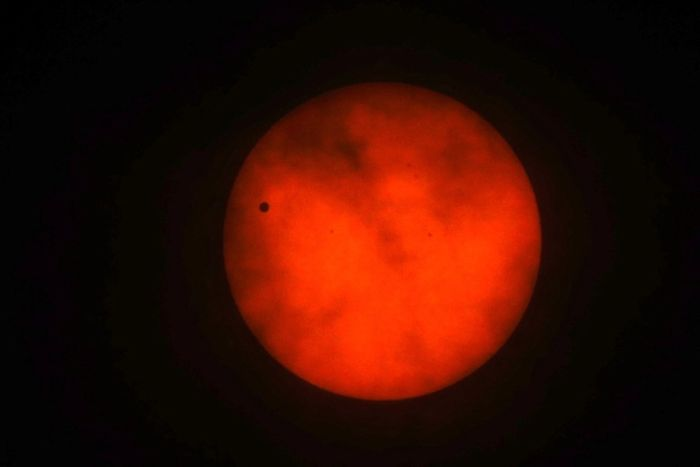 Venus Passing In Front Of The Sun (40 pics)