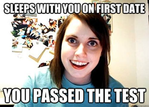 Overly Attached Girlfriend Meme (41 pics)