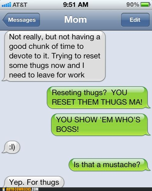 Autocorrects Fails. Part 2 (50 pics)