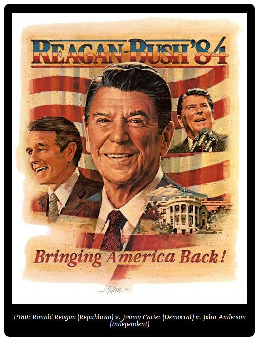Presidential Campaign Posters: 200 Years of Election Art (15 pics)