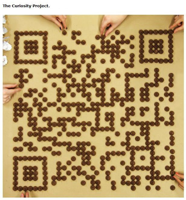 QR Code Artworks (40 pics)