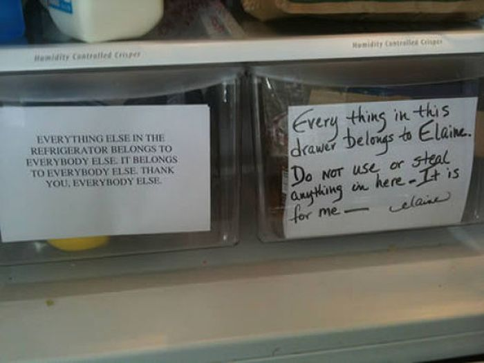 Smart Ass Replies to Written Notes (20 pics)