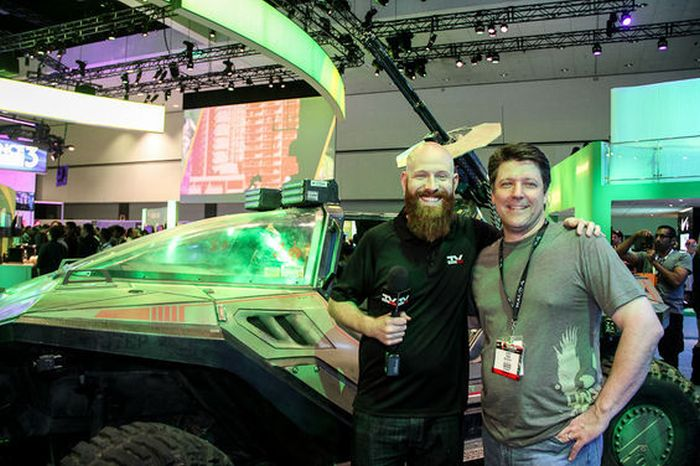 E3 Los Angeles (56 pics)