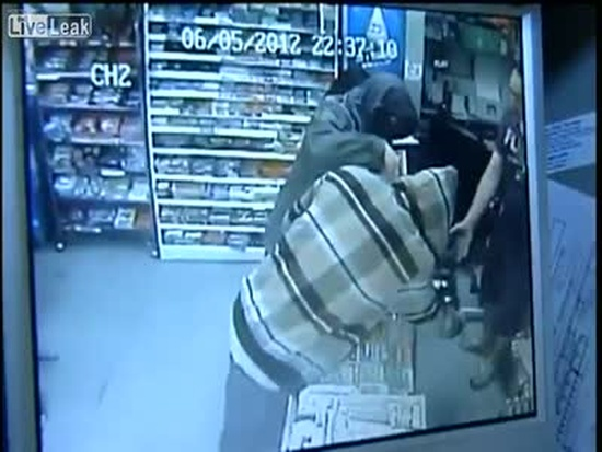 Epic Robbery Gone Wrong