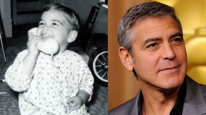 Childhood Photos of Male Celebrities (19 pics)