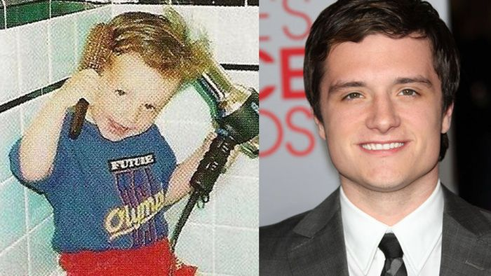 Childhood Photos of Male Celebrities (19 pics)