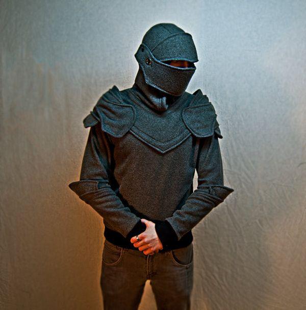 Armored Hoodie (5 pics)