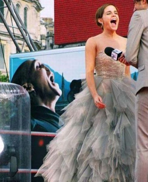 Celebrity Photobombs. Part 3 (32 pics)