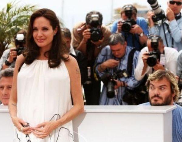 Celebrity Photobombs. Part 3 (32 pics)