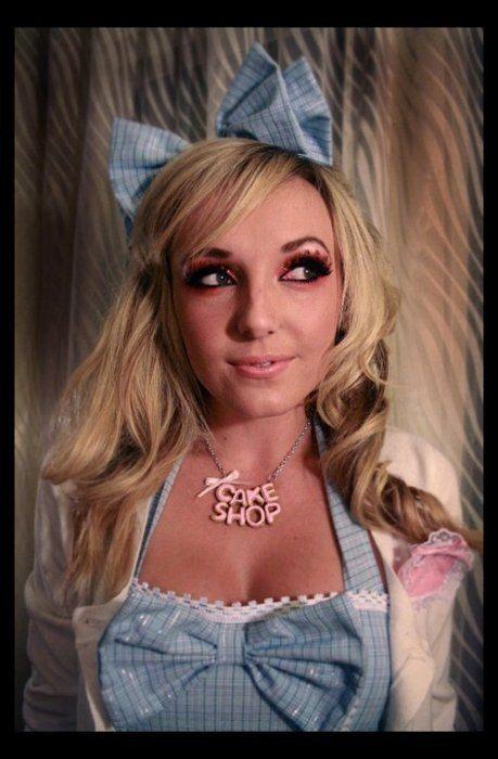 Cosplay Fan Jessica Nigri (29 pics)
