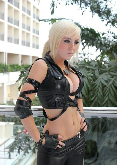 Cosplay Fan Jessica Nigri (29 pics)
