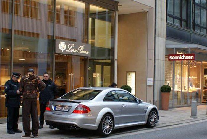 Cars of Euro 2012 Stars (23 pics)