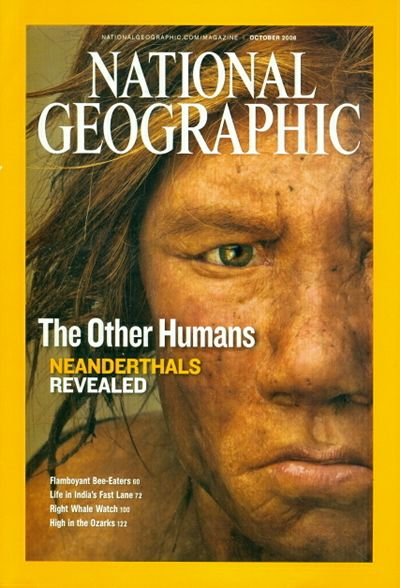 National Geographic Covers (20 pics)
