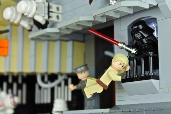 Star Wars Relativity (23 pics)