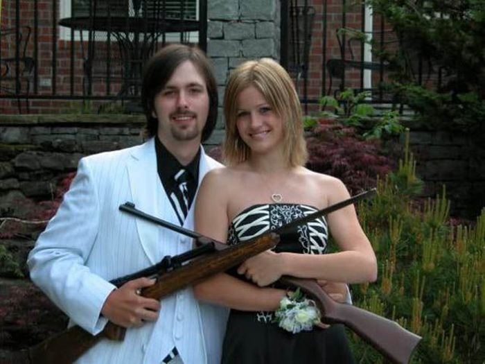Awful Prom Dresses (64 pics)