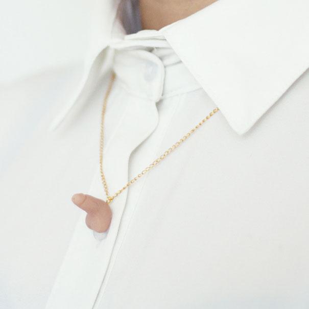 Miniature Body Part Jewelry (11 pics)