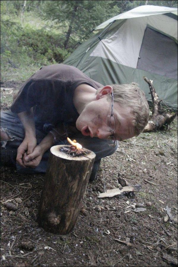 Mugs Out of Logs (7 pics)