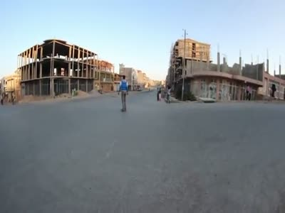 First Time Introducing Skateboard in Ethiopia