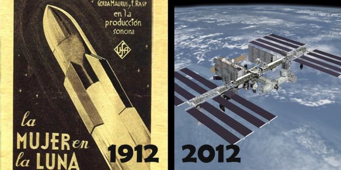 How the World Has Changed in Only 100 Years (12 pics)