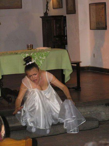Пьяные русские невесты видео