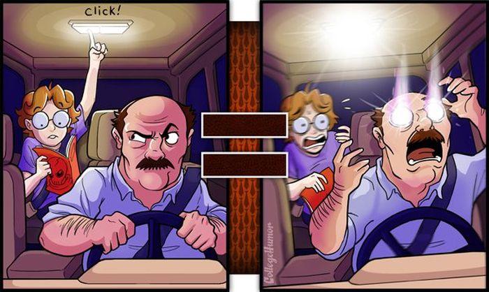 Dad-O-Vision (7 pics)